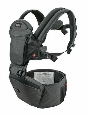 MiaMily Hipster Plus 3D Hip Seat Ergonomic Baby Carrier