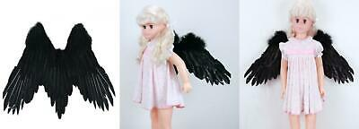 FashionWings TM Children/'s White Feather Angel Wings Duo Use Pointing up or