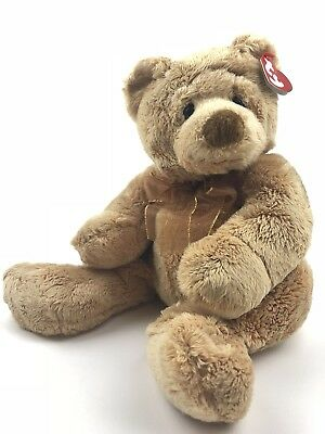 TY CLASSIC PLUSH - GRANOLA the BEAR - New With Tags
