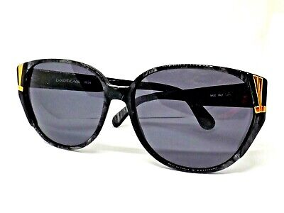 Luxottica Occhiali Da  Sole Vintage Sunglasses  Made In Italy Donna Lunettes New