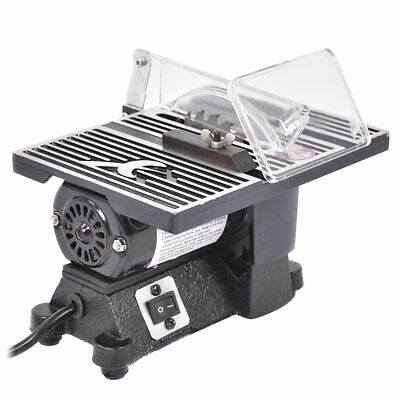 """4"""" Mini Electric Table Saw Tablesaw 8500 RPM Hobby And Craft Power Tools"""