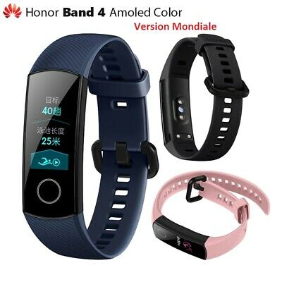 Honor Band 4 Huawei Fitness Athletism Capteurs d'activité bracelet 50 m Original