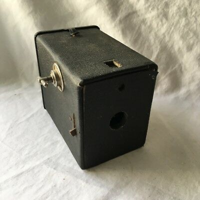 Vintage Ansco Dollar Box Camera