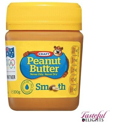 Peanut Butter Smooth 200g