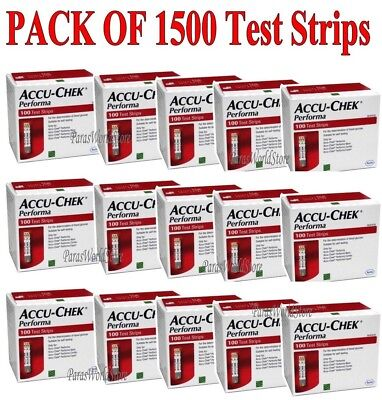 Accu-Chek Performa Test Strips Glucose Test Strips Exp 30 Sep 2020 Made In USA