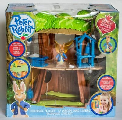 Peter Hase Baumhaus Spielset - Peter Rabbit Treehouse Playset NEU OVP