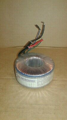 NORATEL TI-110507 TOROIDAL TRANSFORMER Used