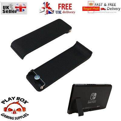 For Nintendo Switch Replacement Kickstand With Rubberised Tip & Bracket & screw