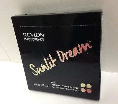 Revlon PhotoReady Sunlit Dream 002 Highlighting Palette - 0.5 oz / 14.4 g