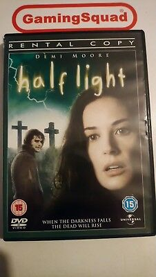 Half Light DVD, Supplied by Gaming Squad Ltd