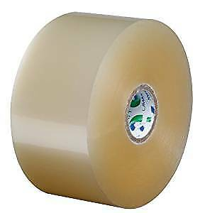 Umax Clear Packaging Parcel Packing Tape Extra Strong Extra Long 48mm x 150m