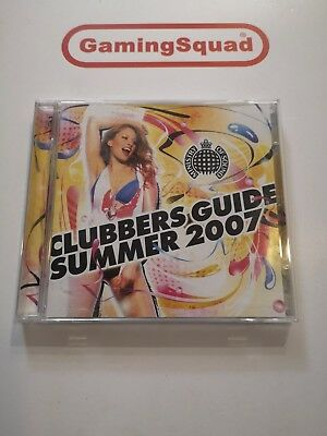 Ministry of sound clubbers guide summer 2007 cd1 youtube.