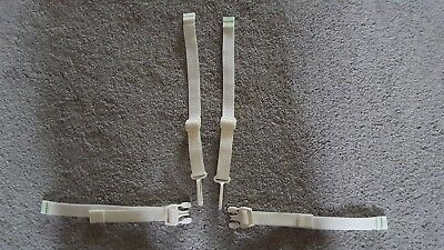 Fisher Price Replacement Restraint Straps for Cradle 'n Swing
