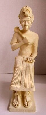 Rameses II, small statue of the Egyptian Pharaoh