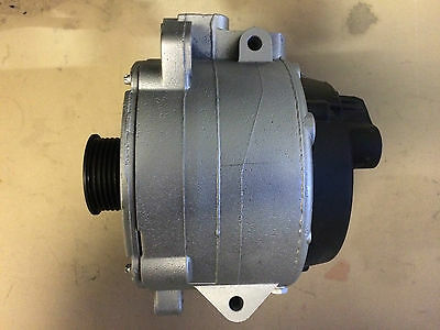 ALTERNATOR Water Cooled Porsche Cayenne (955) 4.5 PETROL TURBO S Delphi 190 AMP