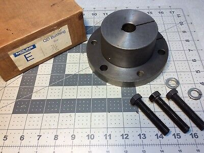 Moline E 7/8 Taper Lock Flanged Keyed Bushing #R468
