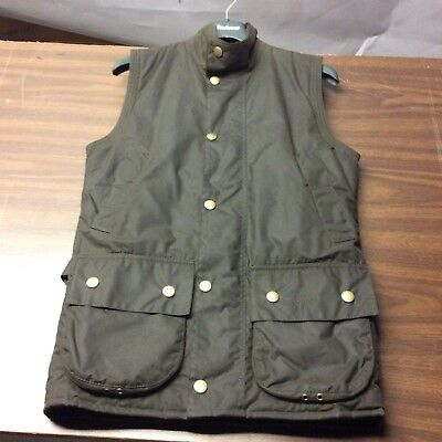 Barbour New Westmoreland Vest NWT $279