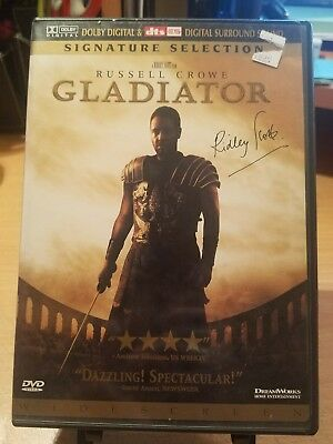 Gladiator Signature Selection (Two-Disc Collector's Edition)     D-2