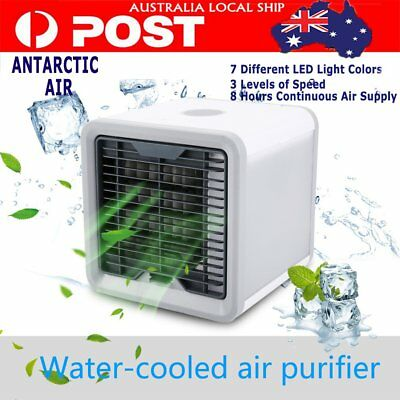 Portable Mini Air Conditioner Cool For Bedroom Artic Cooler Air Fan Great Gift
