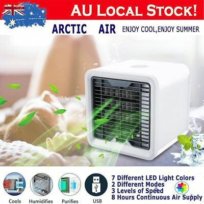 Artic Air Cooler Small Air Conditioning Appliances Mini Fans Air Cooling Fan