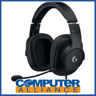 Logitech G Pro Wired Gaming Headset PN 981-000723
