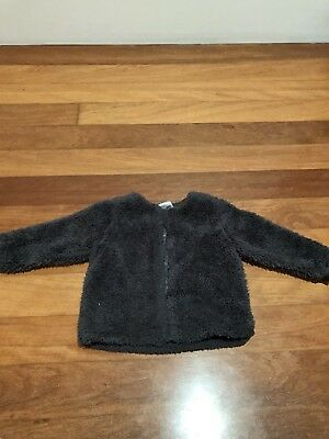 Bonds Cardigan Jumper Jacket  6-12 Months Boys 0