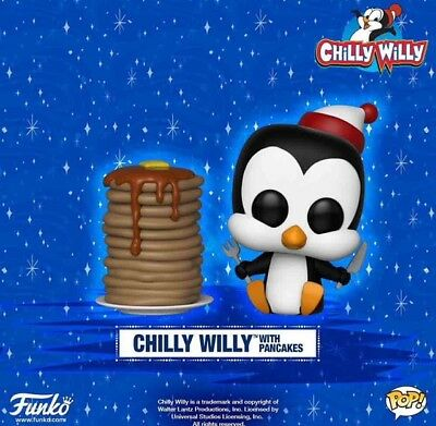 Funko Pop! Animation: Chilly Willy Pop! PRE-ORDER