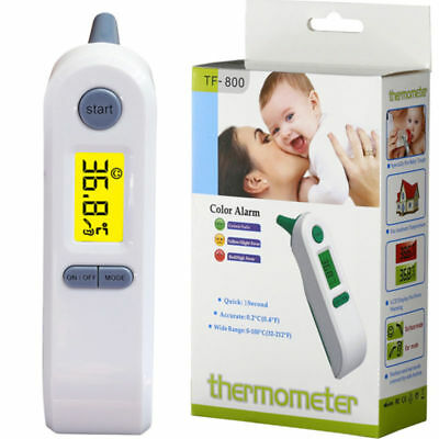 2018 New Digital Termometer Non-Contact Forehead Baby/Adult Body Ear Thermometer