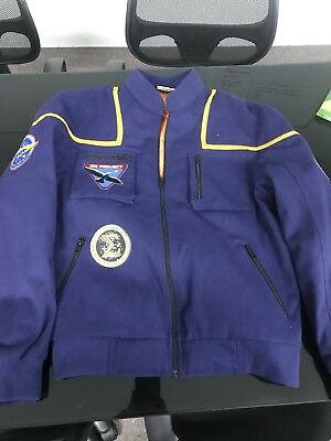 Anovos Enterprise NX-01 Jacket Star Trek Jonathan Archer Size L