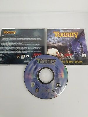 Tommy (Pete Townshend Presents) The Interactive Adventure , Then & Now  1996 CD