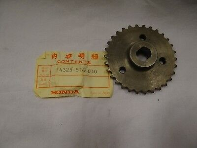 Honda S600 S800 / Sprocket, exhaust NOS / 14325516030
