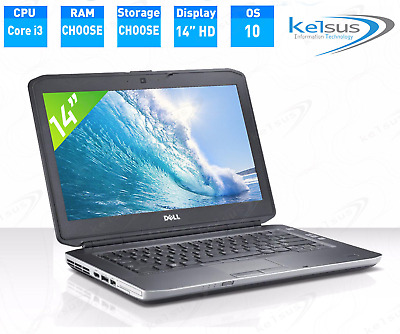 "Cheap gaming laptop Dell Latitude E5420 14.1"" Intel 2.2GHz 4GB 8GB 500GB DVD SSD"