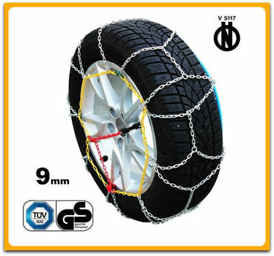 Catene Da Neve 9Mm 245/45 R18 Audi Allroad [01/2000->12/05]