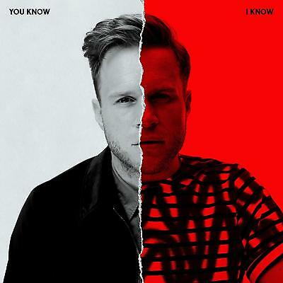 Olly Murs - You Know, I Know - New Cd Album