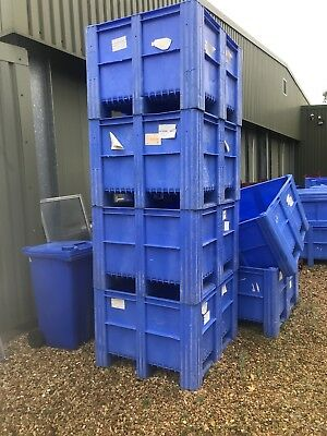dolav box Pallet Box 1200 x 1000 excellent condition