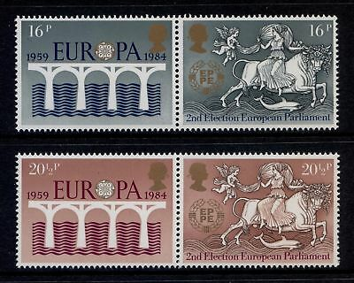 Sg1249-1252 1984 Europa ~ Unmounted Mint