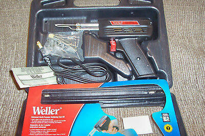 Weller 8200 Solder Gun Kit 140/100W Farm Workshop Soldering Tool