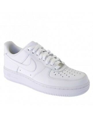 official photos 57a9f 6d995 Nike air force 1 07 scarpe uomo bianco
