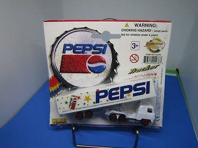 1996 Vintage Pepsi Golden Wheel Trucker TRAILER with EUROPE TRACTOR #02278