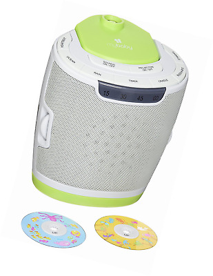 Homedics My Baby Sound Spa Lullaby Sounds and Projection 3 Projection Discs NEW