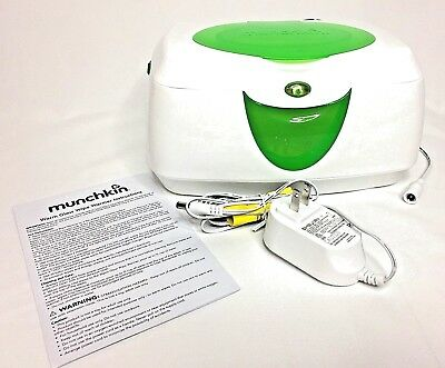 Munchkin Warm Glow Wipe Warmer - Brand New Without Box