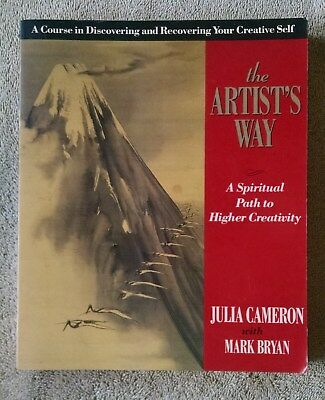 The Artist's Way A Spiritual Path to Higher Creativity Discovering Your Creative