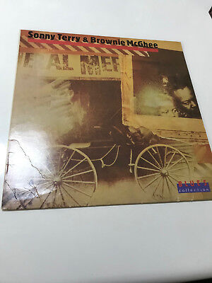 LP Sonny Terry & Brownie McGhee Blues Collection 4 AMIGA 856152 DDR