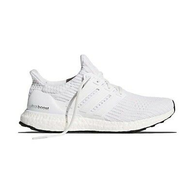 89d96d048a5734 Size 10 Adidas Ultra boost 4.0 White Running Shoe Mens DS BB6168 Ultraboost  New