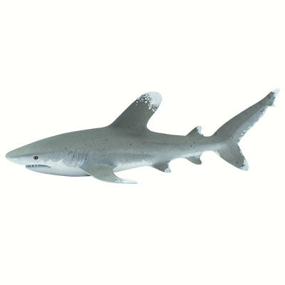 OCEANIC WHITETIP SHARK 2019 Safari Ltd Wild Safari Sea Life 100271 Educational