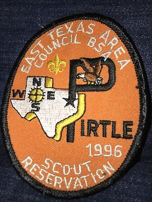 1996 Boy Scout Pirtle Reservation East Texas Area Council Scout Reservation