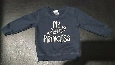 Baby Girl Jumper, Size 0, 6-12 Months