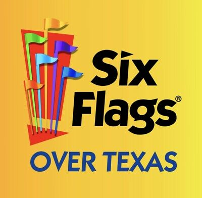 SIX FLAGS OVER TEXAS TICKETS $39 or Hurricane + SEASON PASS PROMO DISCOUNT SAVE