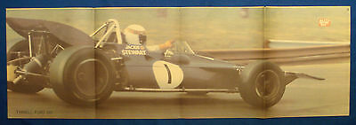 Exc.poster Autosprint Anni 70: Tyrrell - Ford 001