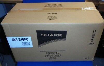 GENUINE Sharp Fuser Unit MX-510FU MX 5112NA 5112N (VAT INCLUDED)